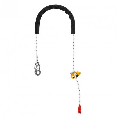 GRILLON HOOK 11mm. (CON CONECTOR) EN 358-12841 EAC EN362