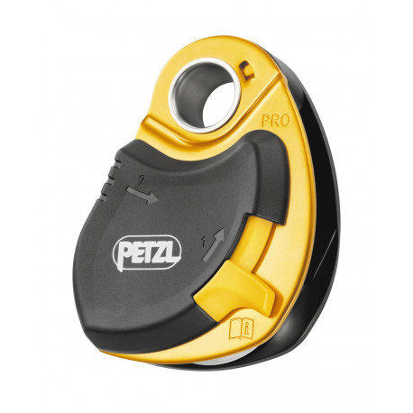 POLEA PRO IMPERDIBLE ALU. 7 A 13MM. 2X2.5