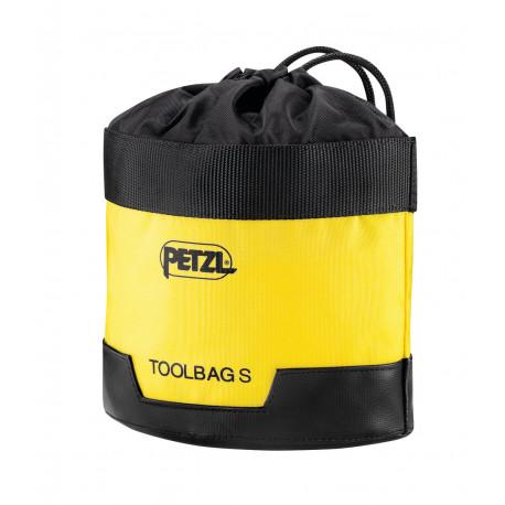 TOOLBAG BOLSA PORTA HERRAMIENTAS XS-1,3L /  S-2,5L /  L-5L PETZL