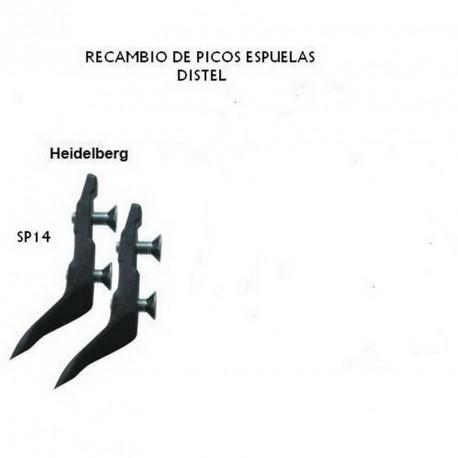 KIT PICOS BISTEL HEIDELBERG 45