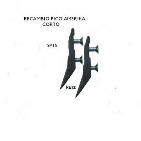 KIT PICOS CORTOS BISTEL AMERICA 30