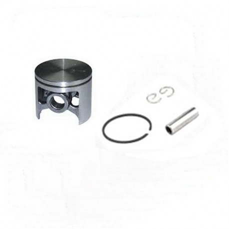 KIT PISTON CON SEGMENTOS HUS-254 45MM