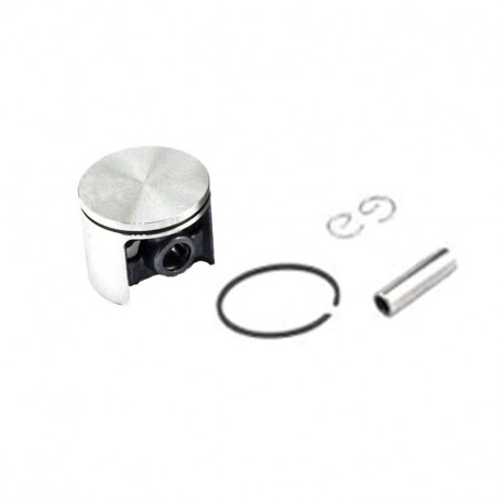 KIT PISTON CON SEGMENTOS HUS-61 48MM
