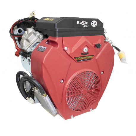 MOTOR 22 HP/680 CCC EJE HORIZONTAL CONICO