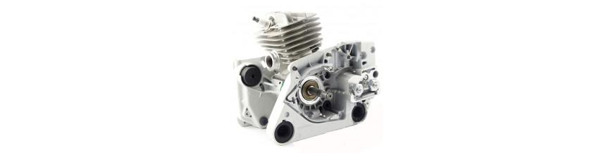 Bloque motor completo para motosierras